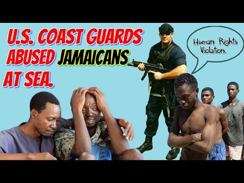 Jamaican Fishermen Abused By U.S. Coast Guards