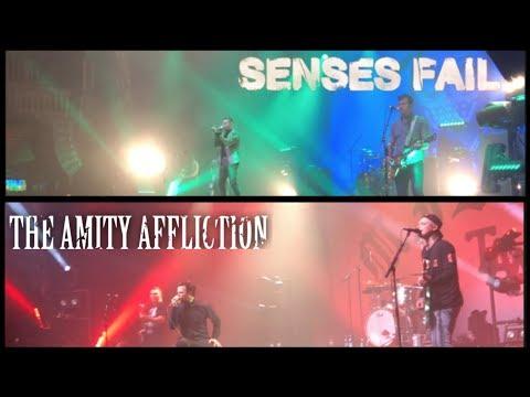 THE AMITY AFFLICTION/SENSES FAIL ORLANDO 2019 VLOG Mp3
