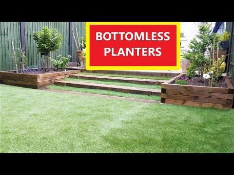 bottomless-planter-box-diy-|-garden-planter-decor-ideas