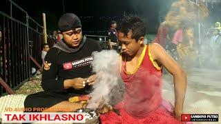 Download SAMBOYO PUTRO - TAK IKHLASNO Happy Asmara LIVE BLETON