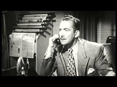 Behind Green Lights (1946) - Full Length Film Noir, Carol Landis, John Ireland