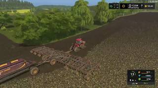 Farming Simulator 17 Timelapse #97 | I will keep this going until 100 South Mountain Creamery.