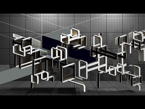 Max Cooper - Echoes Reality - Official Video by Graphset