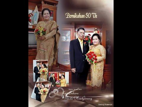 Pesta Emas Pernikahan - ( Disk I - 1 )