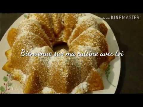 gâteau-avec-2-oeufs-(-goûter)-كعكة-مع-2-بيض