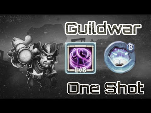 Guildwar | Top-5 | Quick Run | Uncut Video | Castle Clash