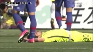 【後半ハイライト】FC東京 0×1 浦和レッズ 2017年4月16日