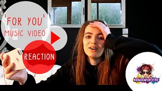Download Lagu REACTION |  LIAM PAYNE, RITA ORA - FOR YOU MUSIC VIDEO (FIFTY SHADES FREED) 'FOR YOU' MUSIC VIDEO Mp3