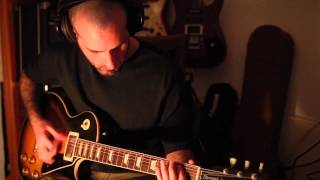 Opeth - Ghost Of Perdition - Guitar Cover - Avihay
