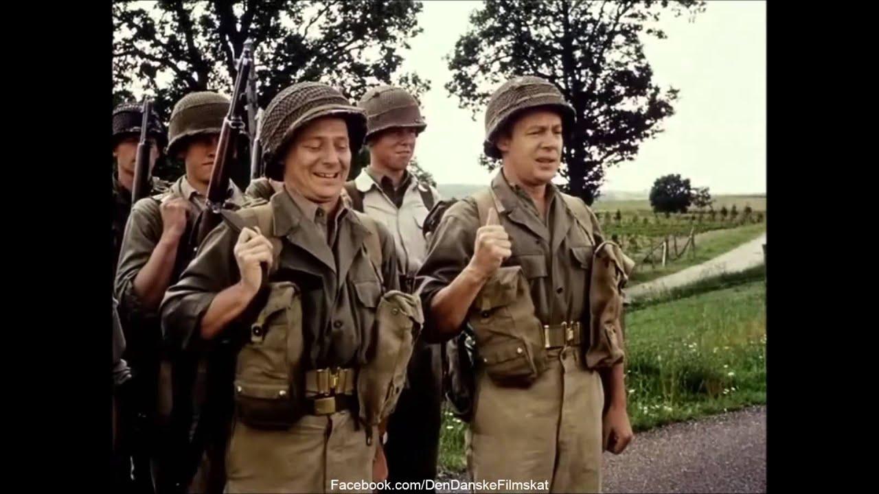 Soldaterkammerater på vagt (1960) - Trailer