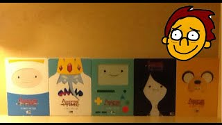 DVD Review: Adventure Time seasons 1-5