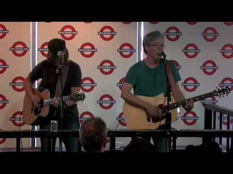 "Radney Foster performs ""Until It's Gone"" live at Waterloo Records in Austin, TX"