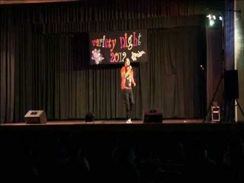 'Kobe Aibe Amar Pala Re.. Dimu Golay Mala Re' (Romeo) by NeiL LIVE @ Variety Night 2012