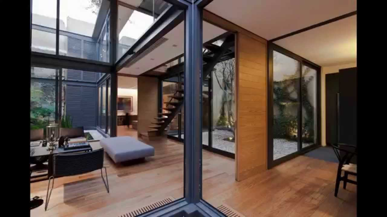 A House With 4 Courtyards [Includes Floor Plans] - YouTube