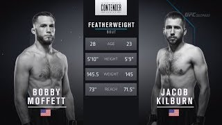 FREE FIGHT | Submission Specialist Moffett Adds Another | DWTNCS Week 8 Contract Winner - Season 2
