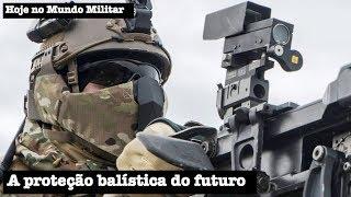 A proteção balística do futuro