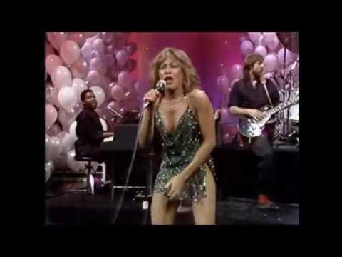 Tina Turner 'Steel Claw' (Live @ Johnny Carson)