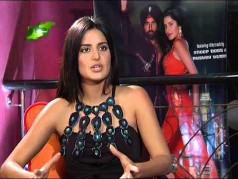 Interview with Katrina Kaif part 1 - By Atika Ahmad Farooqui