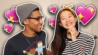 How We Met - Our Beautiful Love Story  Pt.1 | SLICE n RICE 🍕🍚