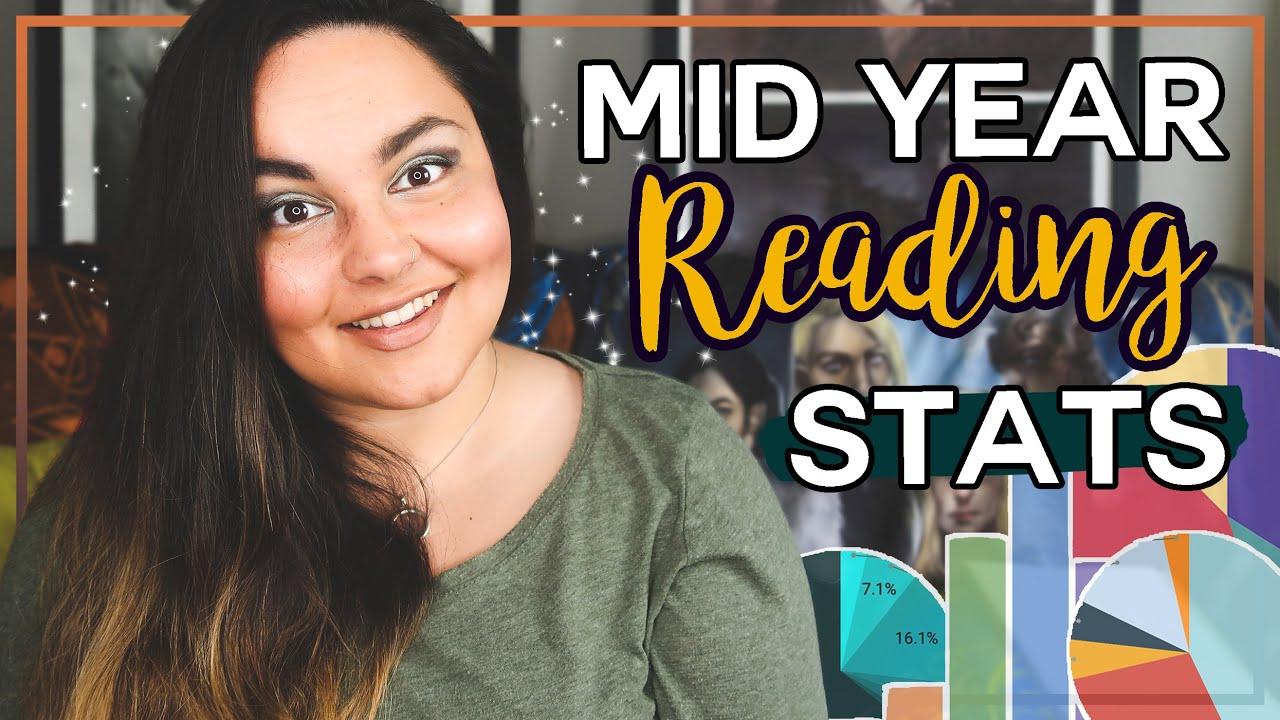 Why Have I Only Just Started Reading ARCs? // MID-YEAR READING STATS // 2020 // AD