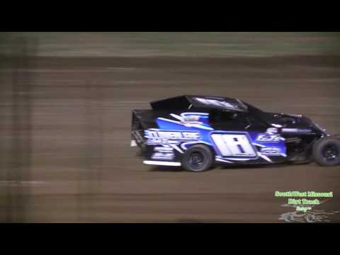 Springfield Raceway Midwest Mods A Feature race July 1 2017