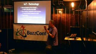 Gambar cover BuzzConf Festival Preview: Internet of Tents with Andy Gelme
