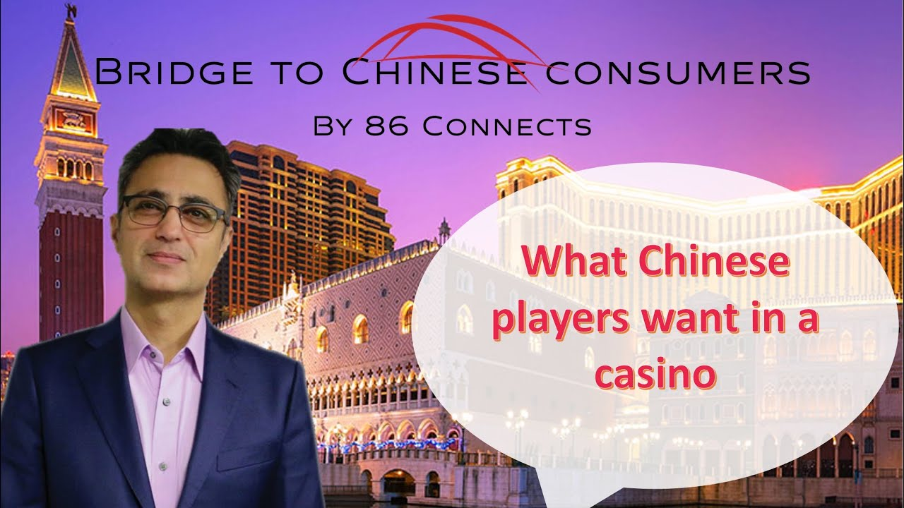 Tap into the Chinese player's mindset