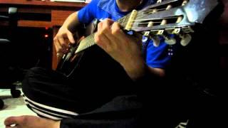 kỉ niệm học trò guitar