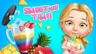 Make Lemonade & S'Mores! Cooking! Sweet Baby Girl Summer Camp | TutoTOONS Cartoons & Games for Kids