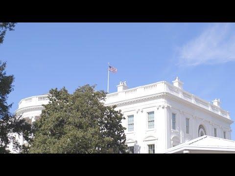 2018 White House Fall Garden Tour