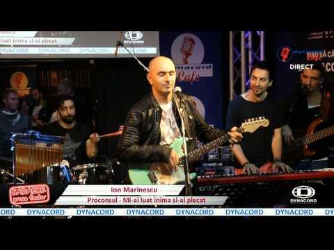 Locul II: Ion Marinescu la Karaoke Press Factor @Dynacord Cafe
