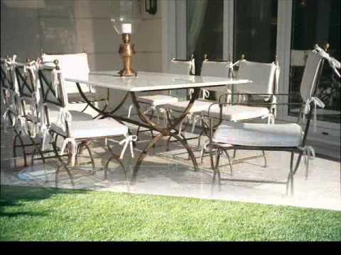 Mobiliario de terraza las palmas muebles exterior youtube for Mobiliario de terraza