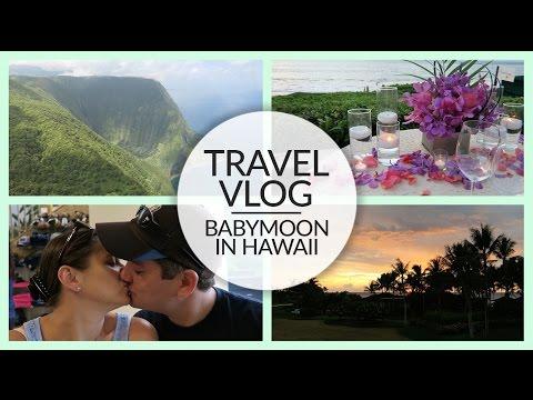 Travel Vlog | Babymoon in Hawaii | September 8 - 20, 2015