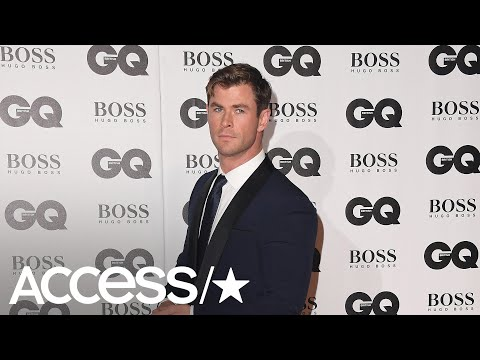 Chris Hemsworth Surprises A Hitchhiker With An Epic Helicopter Ride!  Access