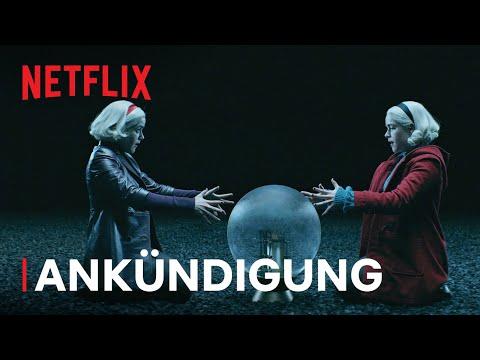 Chilling Adventures of Sabrina: Teil 4 | Ankündigung – Teaser | Netflix