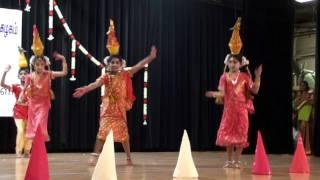 Munthi munthi vinayagane - karagattam
