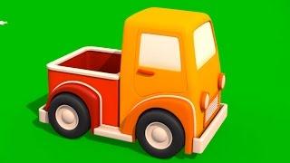 Meraklı kamyon Leo ve Pickup - TuTiTu tarzında!