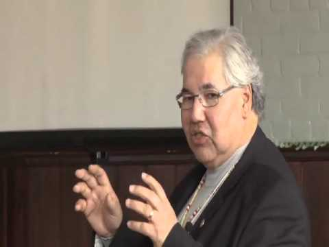 Justice Sinclair on Reconciliation-1 of 5