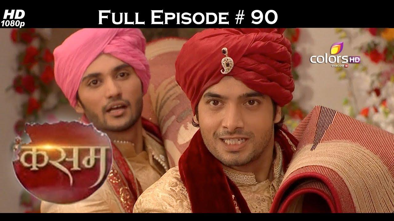 Kasam - 8th July 2016 - कसम - Full Episode HD