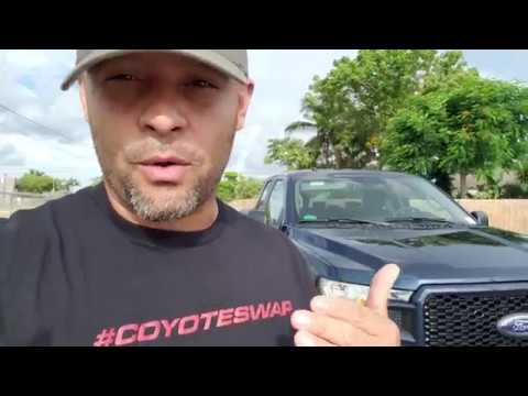 2018 F150 Ecoboost 2.7 TT test drive, acceleration and top speed
