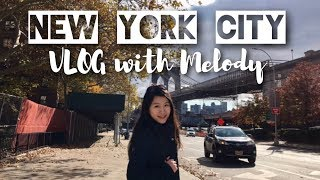 【ENG VLOG】New York City 2018 | Travel with Melody