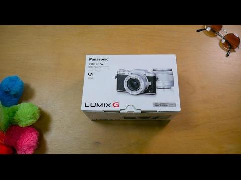 Unboxing Panasonic Lumix GF7 - Bisa buat nge-Vlog
