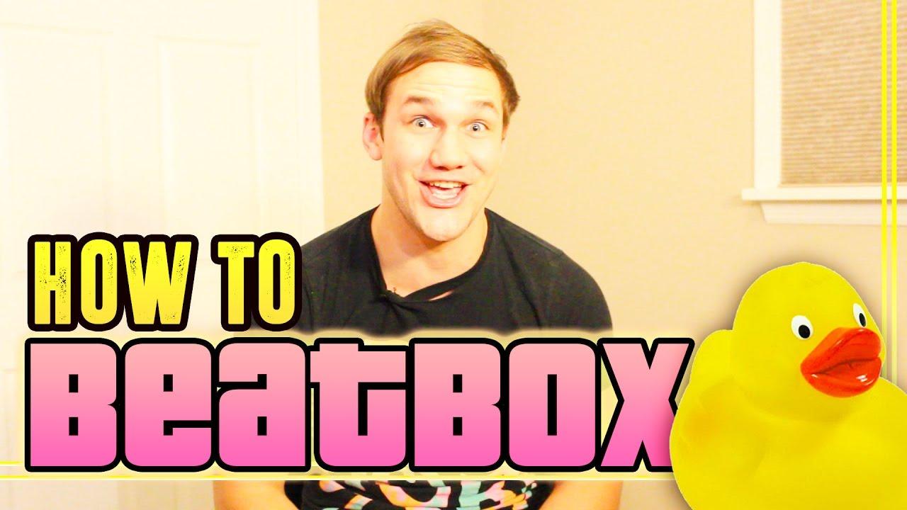 how to beatbox lazy duck voice beatbox tutorial soclosetotoast