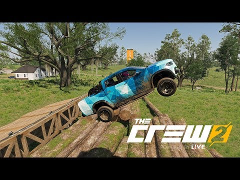 The Crew 2   #3 OFFROAD Mercedes Benz X-Class, Ford Raptor y Buggy   Rally Raid