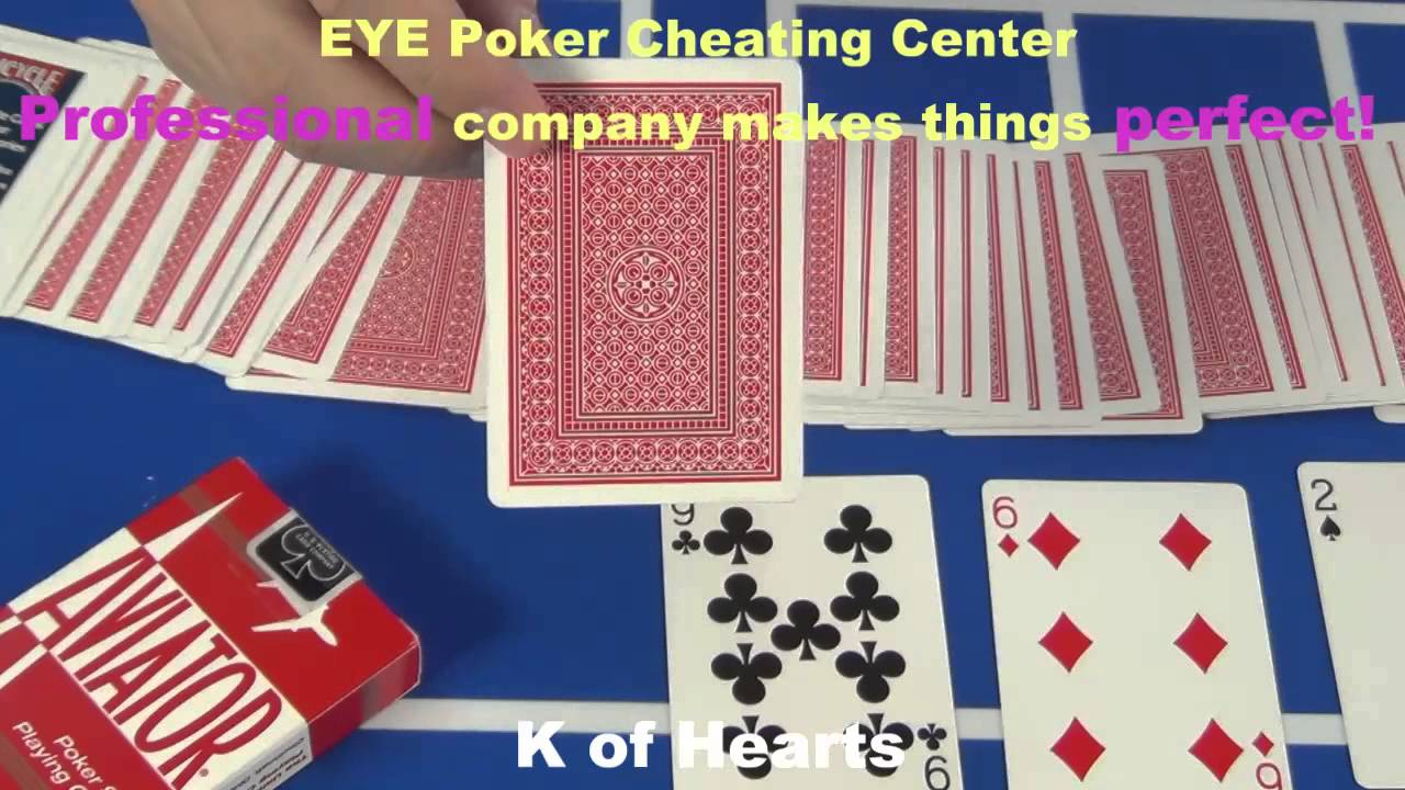 Card marking poker poker best hand against pocket aces