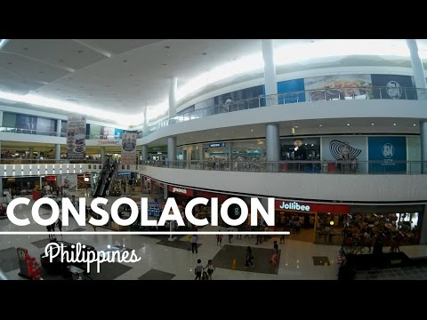 Philippines: SM Mall Consolacion - Money Changer and Sim Card