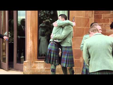 Glenbervie House Hotel Wedding Video
