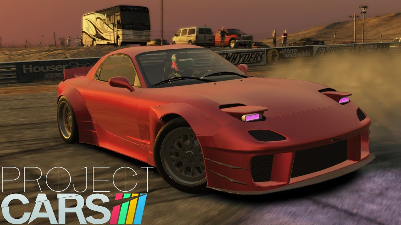 project cars mazda rx7 tuner mod youtube. Black Bedroom Furniture Sets. Home Design Ideas