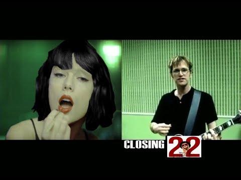 Semisonic vs. Taylor Swift - Closing 22 (YITT mashup)