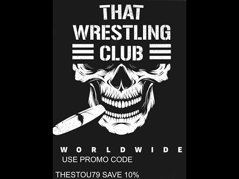 """(EPISODE 1,888) UNBOXING VIDEO: THAT WRESTLING CLUB """"MARCH EDITION"""" @ThtWrestleClub"""